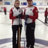 Mixed Doubles Winner