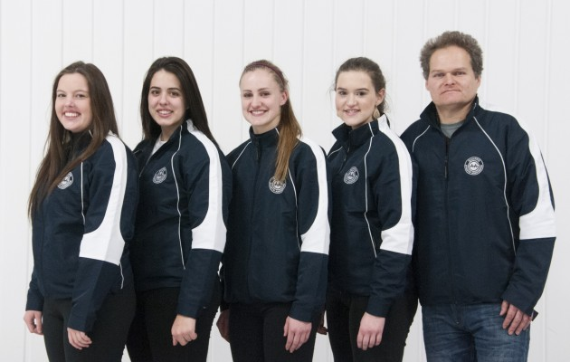 2014 Junior Women's Provincial Champions