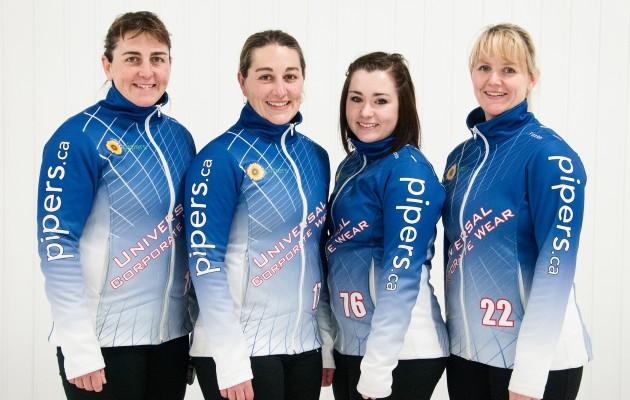 2014 Provincial Scotties Champs