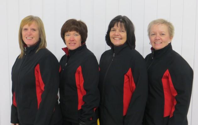 2014 Provincial Senior Women Champs