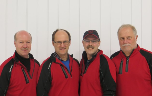 2014 Provincial Senior Men Champions
