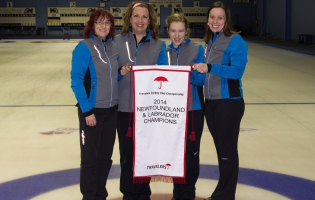 2014 Travelers Curling Club Women's Champs