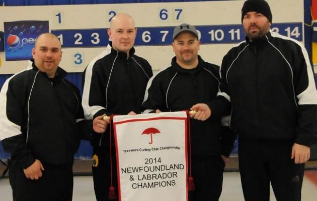 2014 Travelers Curling Club Men's Champs