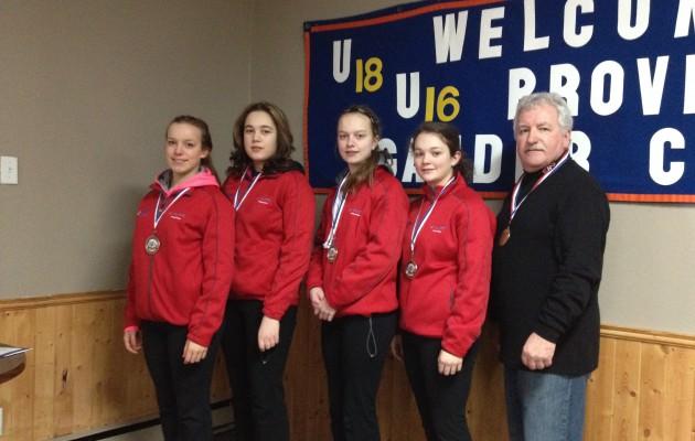2014 Under 16 Women Champs