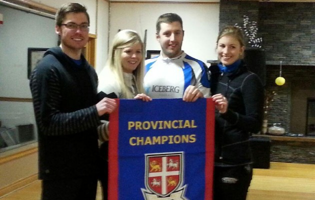 2015 Provincial Mixed Champions