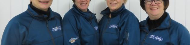 2015 Provincial Senior Women's Champs