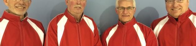 2015 Provincial Senior Men's Champs