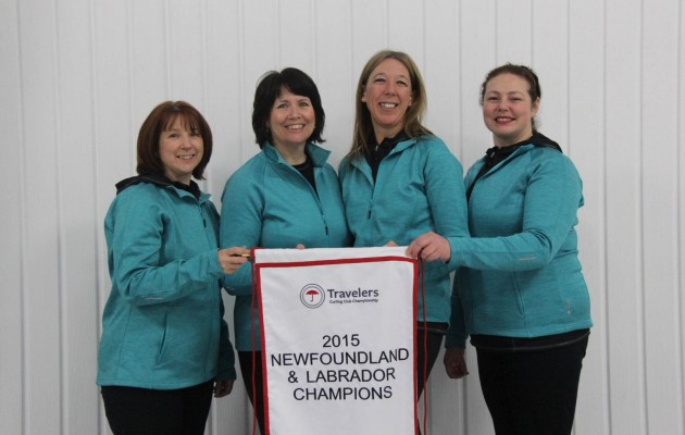 2015 Women's Travelers Champs