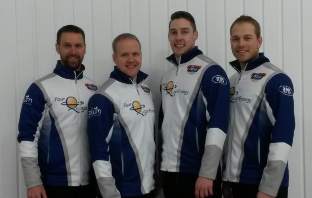 2016 Provincial Men's Champs