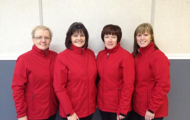 2016 Provincial Senior Women's Champs