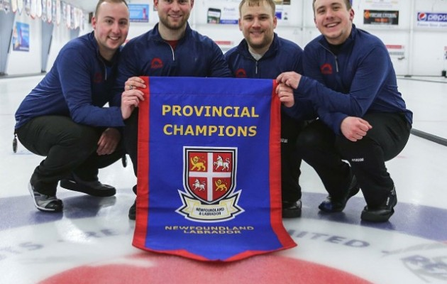 2018 Provincial Tankard Champs