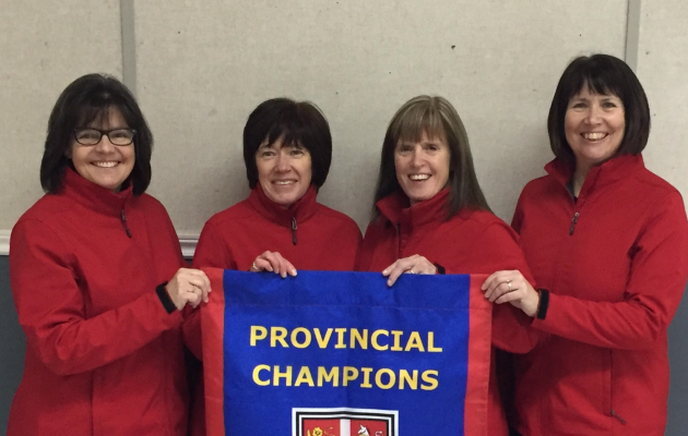 2018 Senior Women's Champs