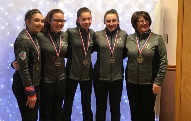 2018 U16 Girls Champs