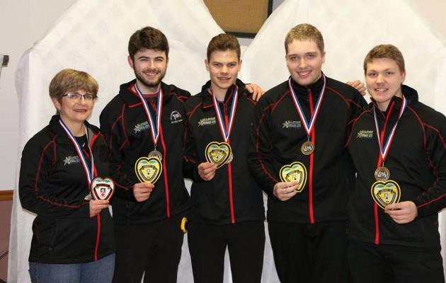 2018 U18 Men's Champs